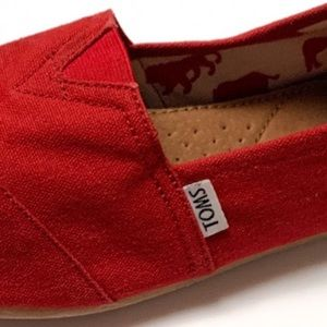 Classic Canvas Toms